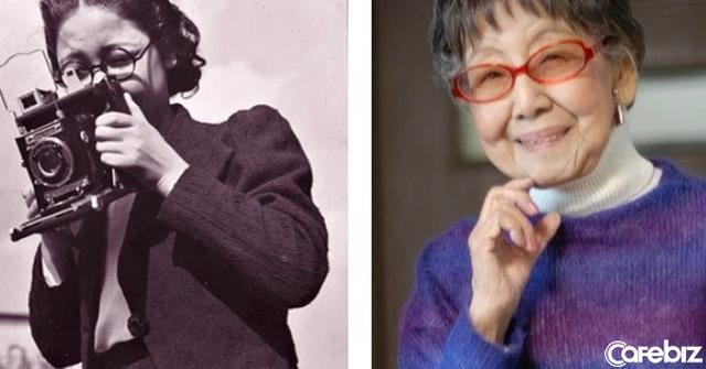 Cuộc sống căng tràn tươi mới của cụ bà lạ lùng nhất Nhật Bản: 71 tuổi đi làm, 96 tuổi thất tình, 100 tuổi đoạt giải thưởng vang dội - Ảnh 1.