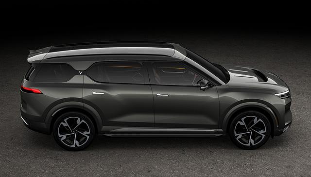 Lộ diện ô tô VinFast hoàn toàn mới: Đẹp như xe sang, nhà thiết kế của GM chắp bút, có thể là VF e34P - Ảnh 3.