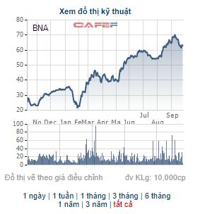 BNA tăng gấp 3 sau 1 năm lên sàn, Bánh kẹo Bảo Ngọc phát hành 12 triệu cổ phiếu trả cổ tức, cổ phiếu thưởng và chào bán cho cổ đông hiện hữu - Ảnh 2.