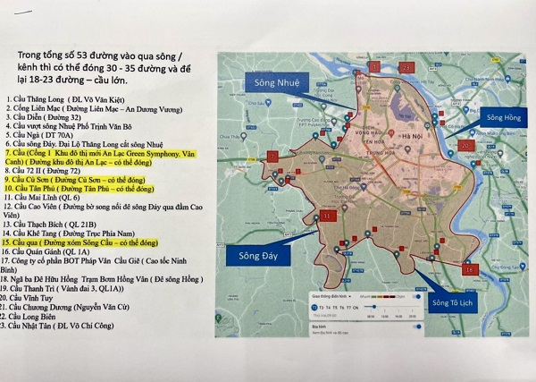 Hà Nội công bố phân chia 3 vùng phòng chống dịch COVID-19 từ ngày 6/9 - Ảnh 1.