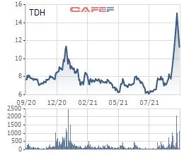 Hậu lùm xùm truy thu thuế 400 tỷ đồng, Thuduc House (TDH) tiếp tục thoái toàn bộ 40% vốn tại Phát triển Nhà Daewon – Thủ Đức - Ảnh 1.