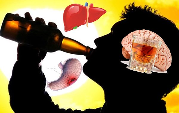 Người mắc bệnh gan nên tránh ăn 4 loại thực phẩm trên bàn ăn nếu không muốn tình trạng bệnh ngày càng nặng - Ảnh 1.