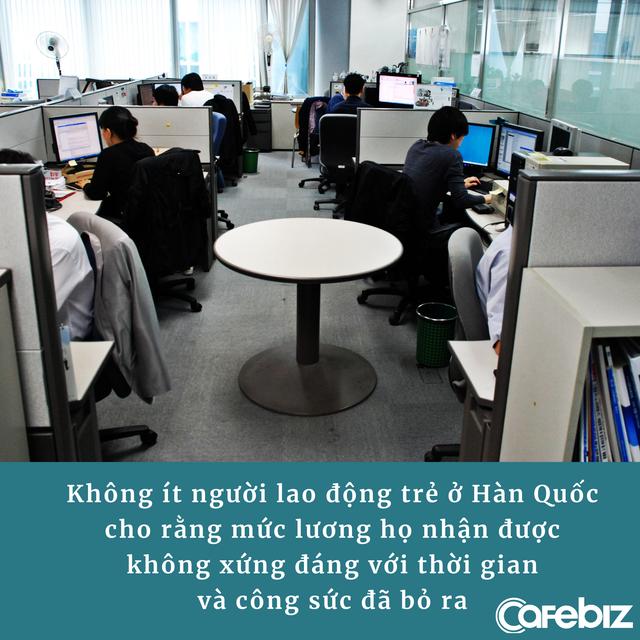 Sợ bị sa thải, chê lương 'bèo bọt', nhiều người trẻ liều mình đầu tư để nghỉ hưu năm 30 tuổi ở Hàn Quốc - Ảnh 2.