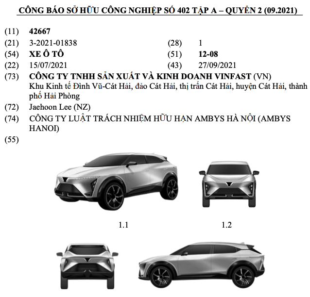 Chàng trai Hàn Quốc chấp bút xe VinFast vừa đăng ký bản quyền: Nhà thiết kế của GM, từng được Hyundai đổ tiền làm concept siêu dị - Ảnh 2.