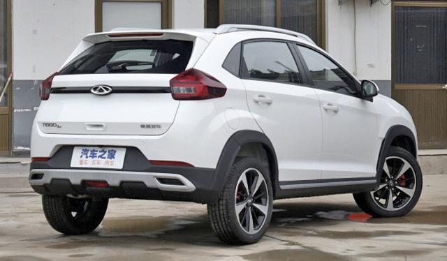Cận cảnh mẫu ô tô Trung Quốc giá 168 triệu đồng, được đăng ký tại Việt Nam - Ảnh 3.