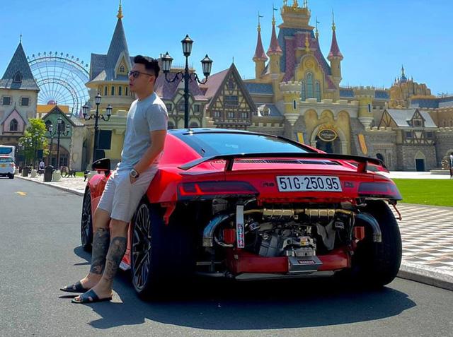 Thú chơi siêu xe của những thiếu gia Gen Z tại Việt Nam: Có người thay xe như thay áo, Lamborghini cũng chỉ để đi chợ  - Ảnh 4.