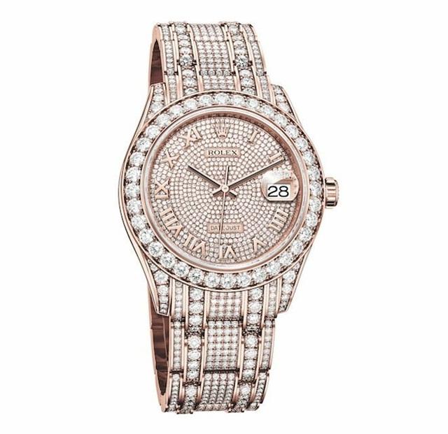 Tiêu chí chọn kim cương gắt khiến đồng hồ đá quý Rolex thành kiệt tác - Ảnh 4.