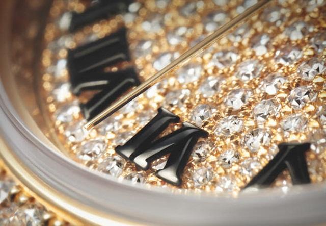 Tiêu chí chọn kim cương gắt khiến đồng hồ đá quý Rolex thành kiệt tác - Ảnh 6.