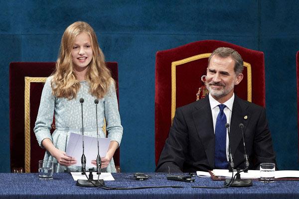 Nàng công chúa HOT nhất hiện nay: 15 tuổi đã nắm trong tay vận mệnh của đất nước, đánh bại con gái nhà Công nương Kate - Ảnh 6.