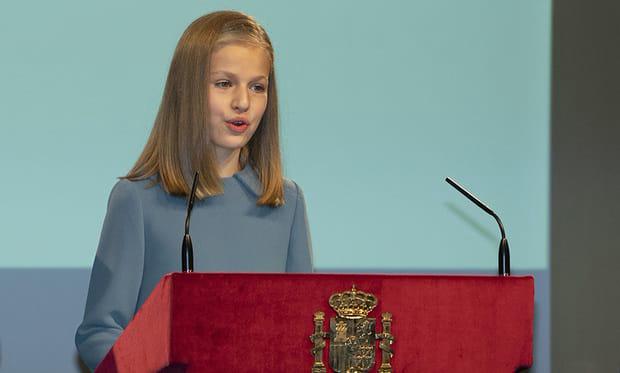 Nàng công chúa HOT nhất hiện nay: 15 tuổi đã nắm trong tay vận mệnh của đất nước, đánh bại con gái nhà Công nương Kate - Ảnh 10.