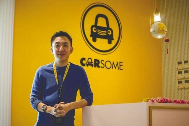Gọi vốn thành công 170 triệu USD, startup mua bán xe cũ được định giá 1,3 tỷ USD - Ảnh 1.