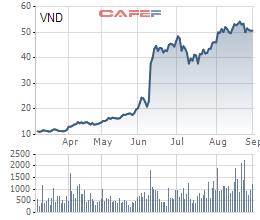 Chứng khoán VNDIRECT nâng kế hoạch lợi nhuận 2021 thêm 82% lên mức 1.600 tỷ đồng - Ảnh 3.