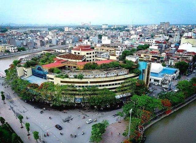 Hải Phòng: Lộ diện nhà đầu tư quan tâm dự án Tổ hợp 5 sao khu vực Chợ Sắt - Ảnh 1.