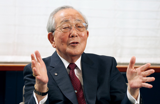 Vị thánh quản lý của Nhật Bản - Inamori Kazuo: Nếu bạn muốn có một cuộc sống viên mãn, bạn chỉ có hai lựa chọn! - Ảnh 2.