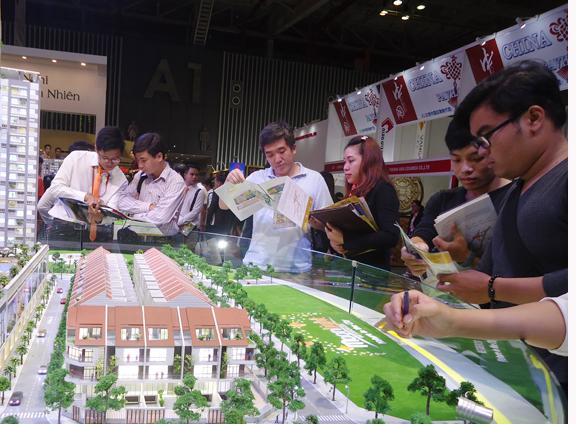Thị trường bất động sản cần giải pháp kích cầu - Ảnh 1.