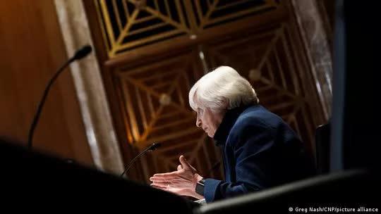 Chính phủ Mỹ có nguy cơ hết tiền vào tháng 10 - Ảnh 1.