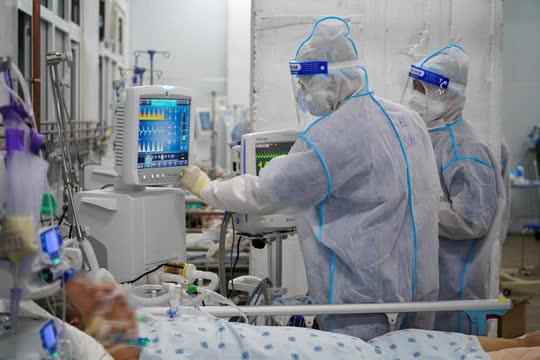 Bộ Y tế đề xuất chính sách hỗ trợ tuyến đầu phòng chống dịch Covid-19  - Ảnh 1.