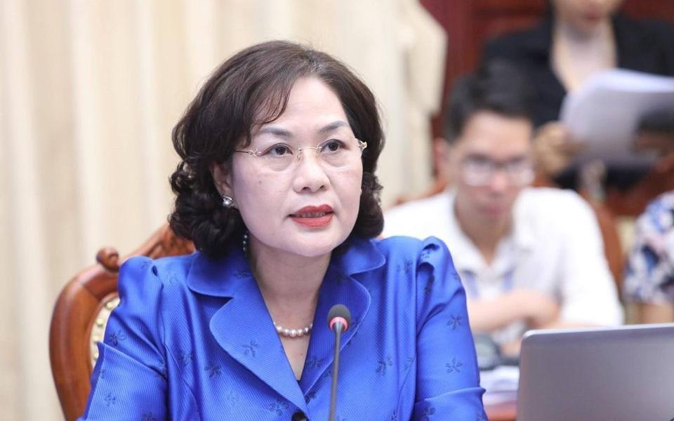Thống đốc NHNN: Đã chỉ đạo các ngân hàng kiểm soát chặt chẽ tín dụng chảy vào bất động sản, chứng khoán