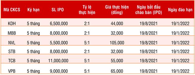 Chứng quyền do SSI phát hành chiếm 60 - 70% thanh khoản toàn thị trường - Ảnh 1.