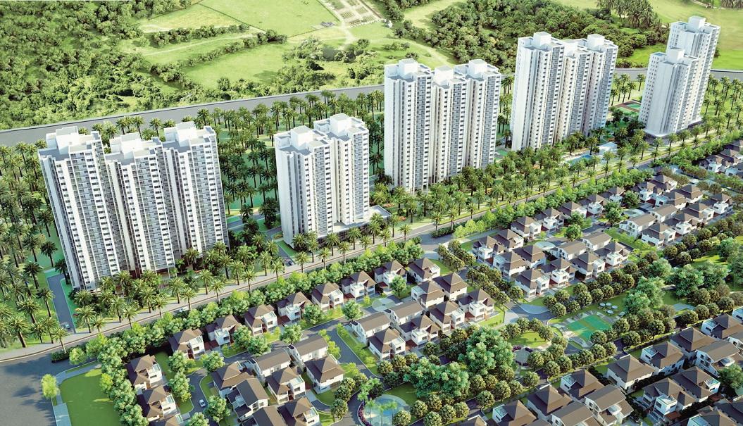 Khu đô thị sinh thái Ecopark | Ảnh dự án | Bất động sản | CafeF.vn