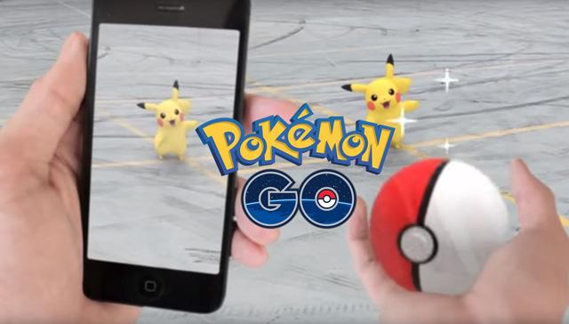 Cho đến khi Pokemon Go xuất hiện.