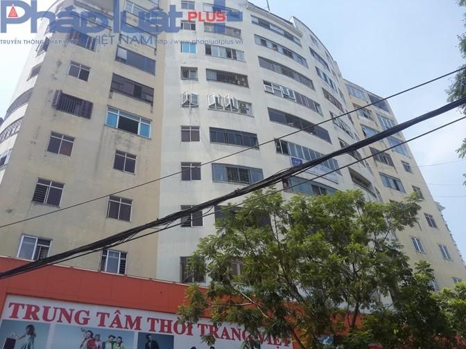 Chung cư 27 Lạc Trung là một trong những dự án đi vào vận hành nhưng chưa đảm bảo các điều kiện an toàn về PCCC do Cảnh sát PCCC Hà Nội công bố.