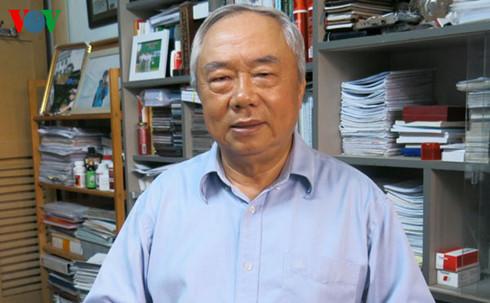 Ông Vũ Mão, nguyên Chủ nhiệm Văn phòng Quốc hội.