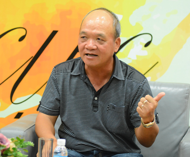 Ông Hoàng Minh Châu - Cố vấn cao cấp Tập đoàn FPT.