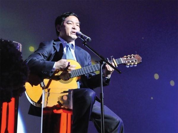 Âm nhạc mang lại cho tôi sự thăng hoa, CEO Lê Viết Hải chia sẻ. Ảnh: Báo Đầu tư.