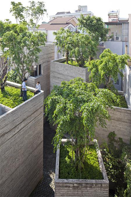 Không những đoạt giải cao tại Festival Kiến trúc Thế giới 2014, công trình House for trees còn dành chiến thắng vang dội tại giải AR House Awards (Anh). Đây là giải thưởng nổi tiếng do tạp chí kiến trúc lâu đời Architectural Review của Anh tổ chức để chọn ra duy nhất một công trình kiến trúc xuất sắc trong năm của thế giới.