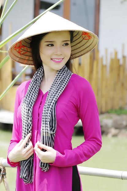 Giao dịch viên ngân hàng HDBank Cần Thơ đi thi Hoa hậu được nhiều người biết đến