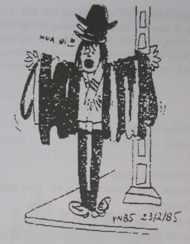 Một cách bán hàng tại Nga (Báo Văn nghệ, số ra ngày 23/02/1985)