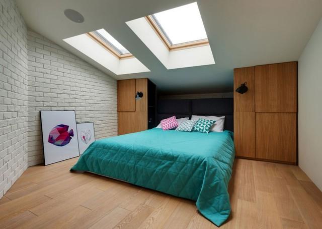 Một phòng ngủ khác của căn hộ.