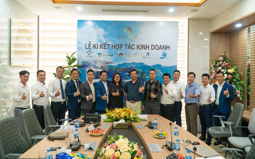 Tập đoàn Việt Mỹ tổ chức Lễ ký kết hợp tác kinh doanh phát triển dự án Ivory Villas & Resort