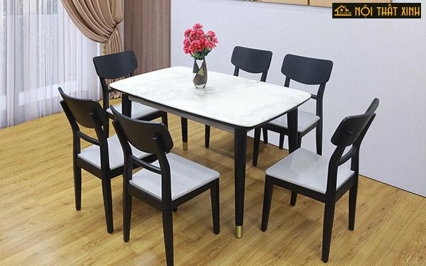 Sắm ngay 3 mẫu bàn ghế phòng ăn đẹp nên mua hiện nay
