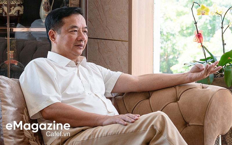 """Doanh nhân Lê Vĩnh Phúc: Kiến tạo nên những """"ngôi nhà thứ hai"""" là mục tiêu của Tập đoàn Việt Mỹ tại thị trường Hòa Bình"""