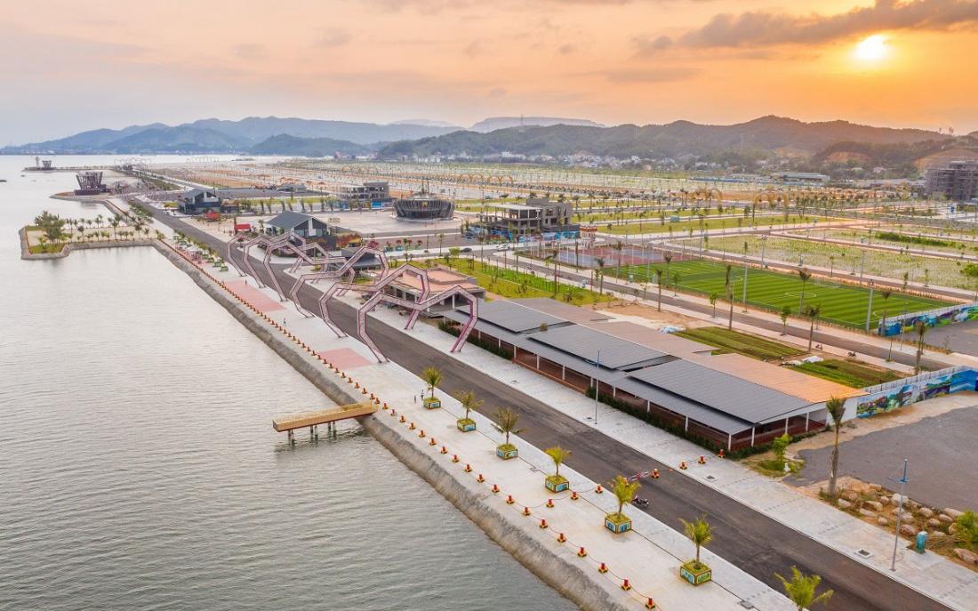 Đầu tư sinh lời kép tại khu đô thị ven biển Phương Đông Vân Đồn