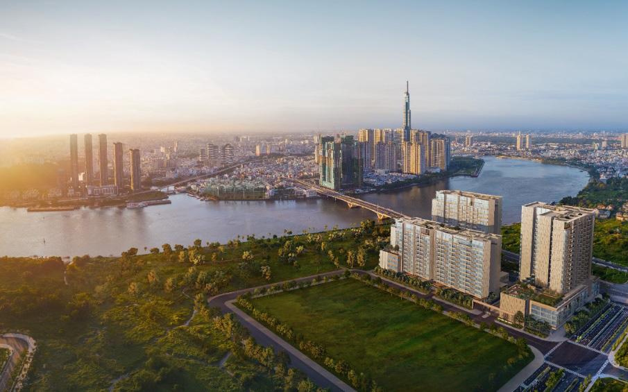 The River Thu Thiem – Sự lựa chọn đầu tư của siêu mẫu Trang Lạ