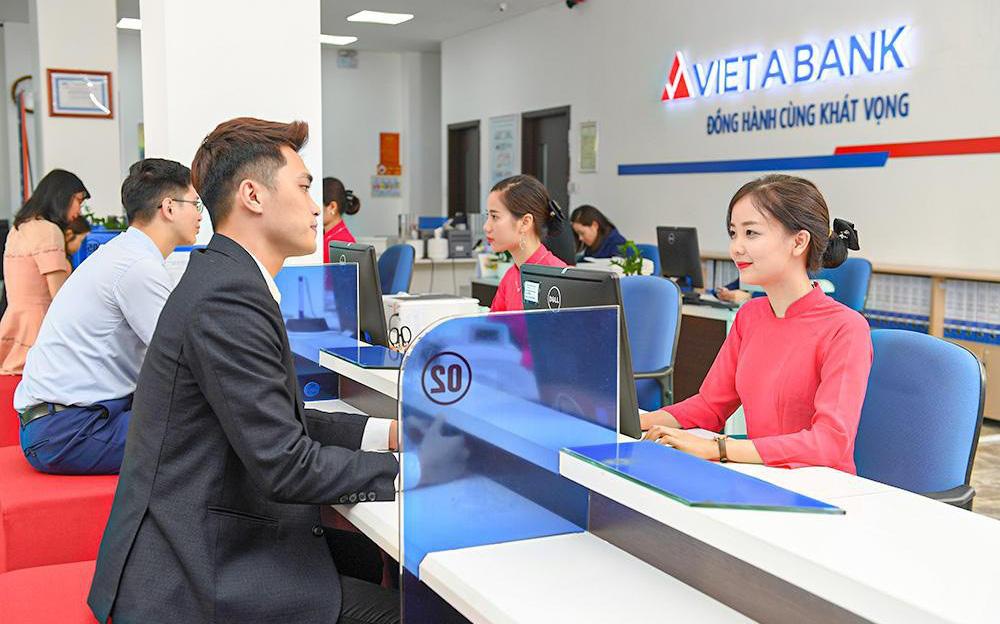 6 tháng đầu năm, VietABank có kết quả kinh doanh tương đối khả quan