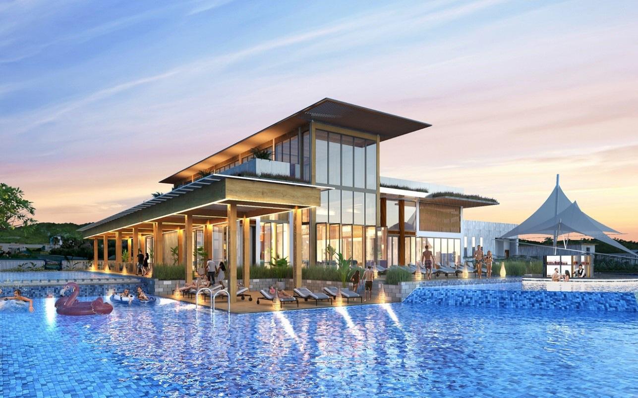 Khám phá beach club giải trí thượng lưu sắp ra mắt tại Phước Hải