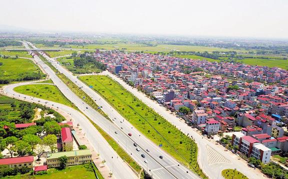 Hạ tầng thay đổi giá trị bất động sản Gia Lâm