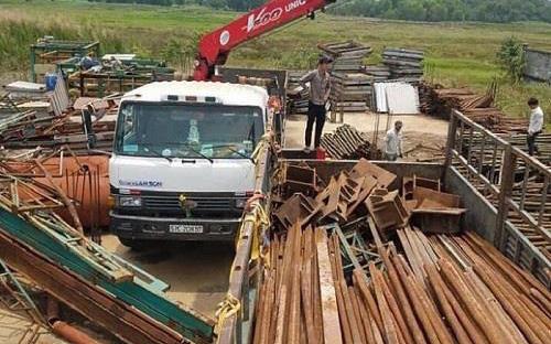 Công ty thu mua phế liệu Việt Đức và Bảo Minh khuyến mãi ưu đãi lớn