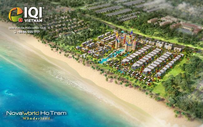 Biển Hồ Tràm - Điểm du lịch nghỉ dưỡng mới thu hút khách đầu tư