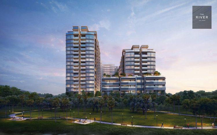 City Garden hợp tác quốc tế với Swire Properties trong dự án The River Thu Thiem