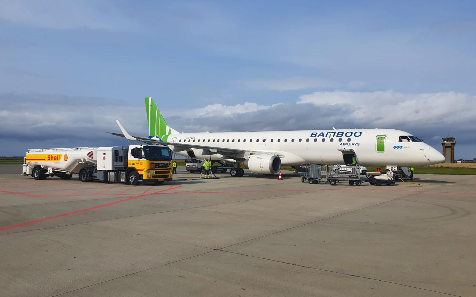 Bamboo Airways có tỷ lệ bay đúng giờ cao trong ngành tháng 9/2020