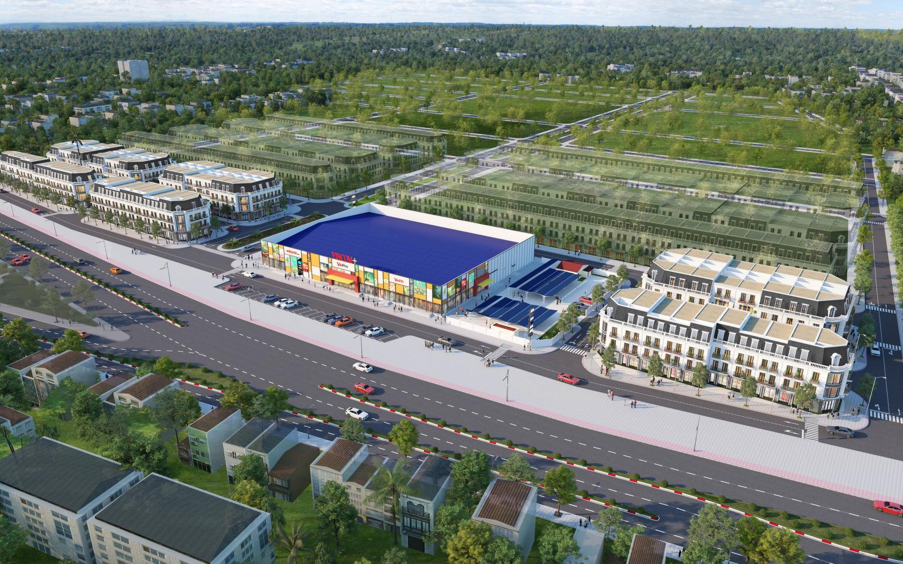 """Vincom Shophouse Uông Bí và những yếu tố thuyết phục nhà đầu tư """"xuống tiền"""""""