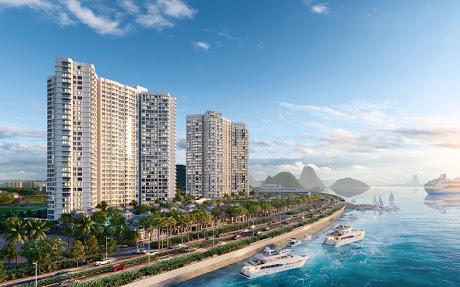 Cơ hội đầu tư căn hộ mặt biển sinh lời cao tại thị trường bất động sản Hạ Long dịp cuối năm