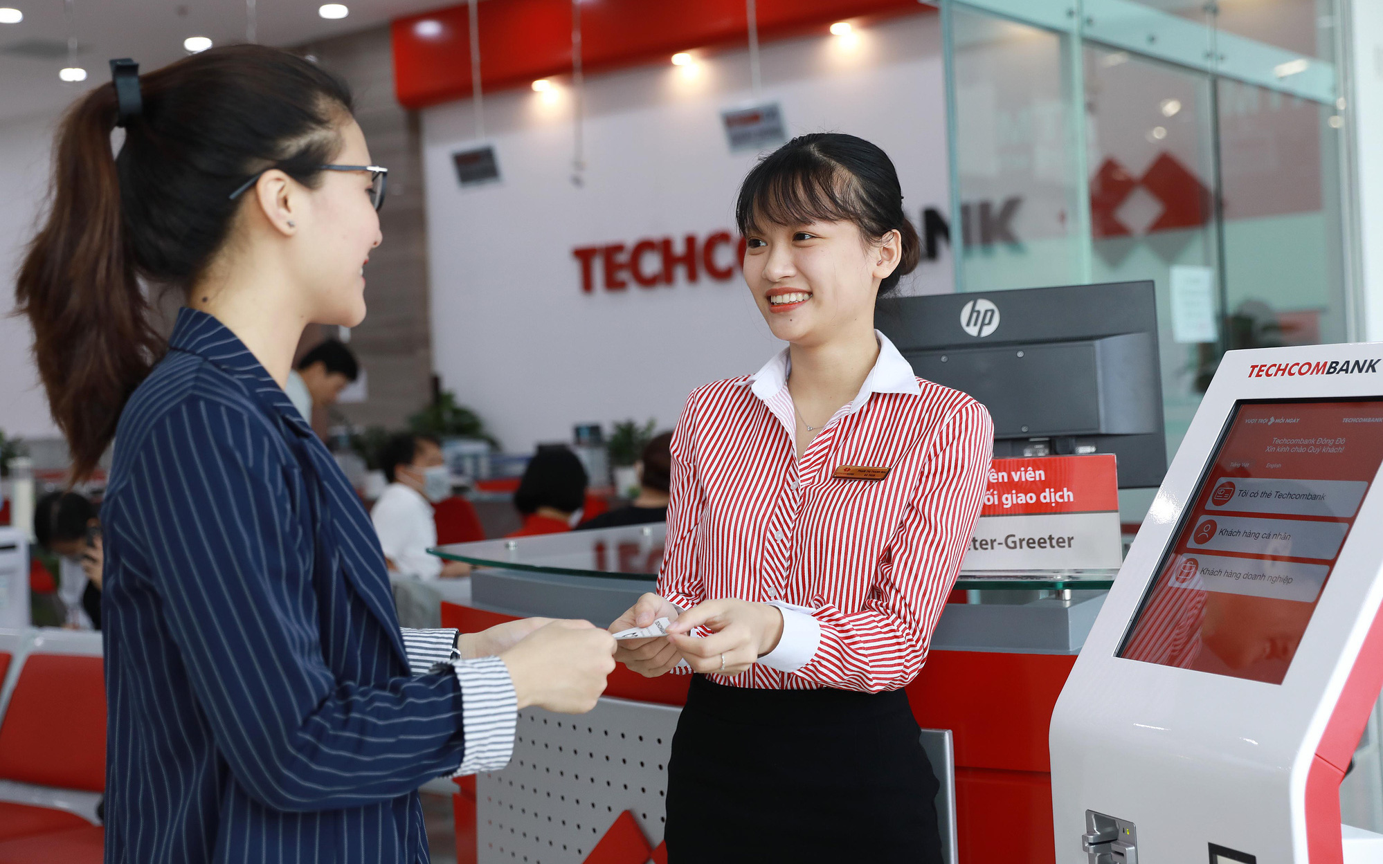 Ngân hàng tăng tốc trong cuộc đua thanh toán điện tử