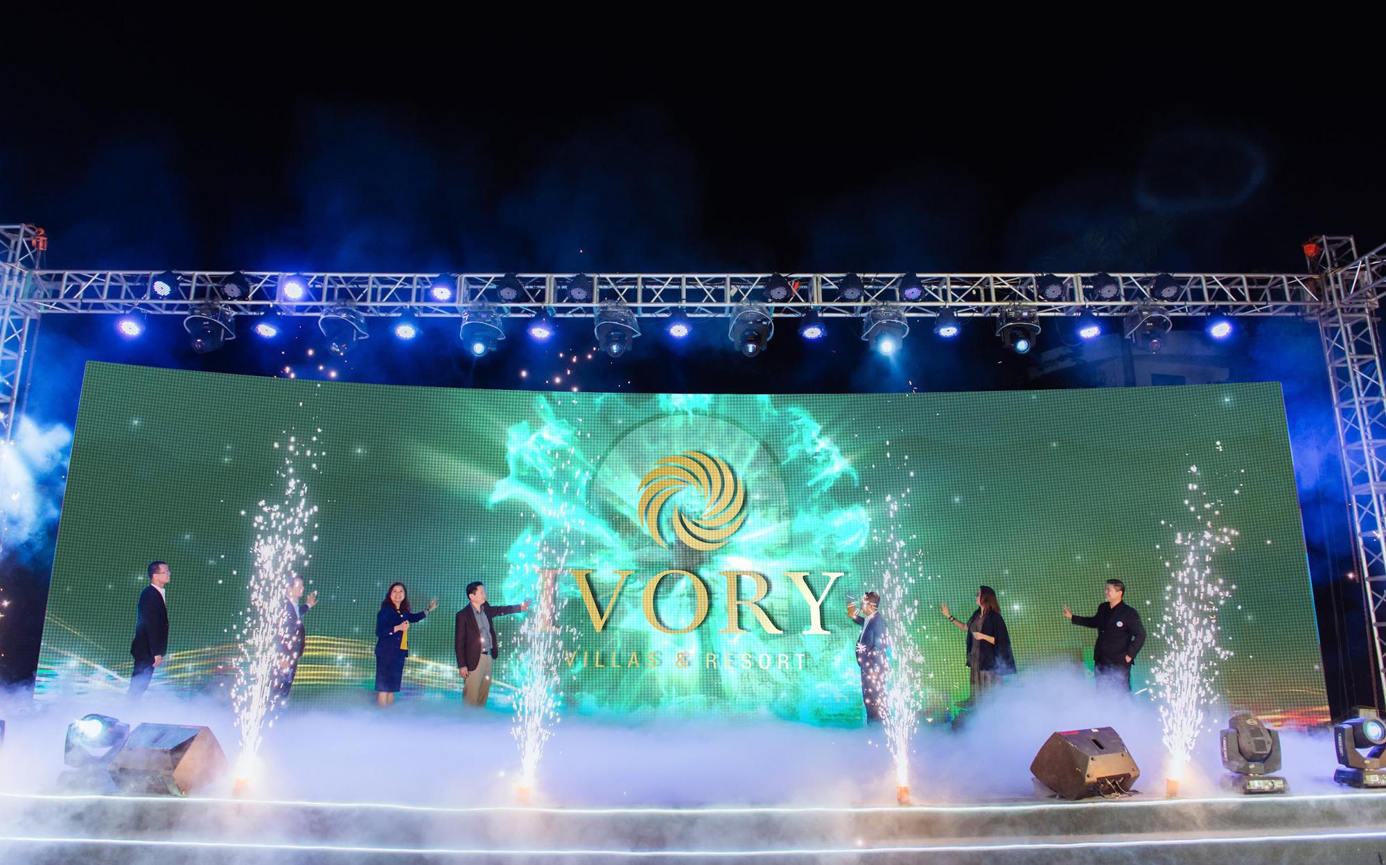 Hơn 500 chuyên viên kinh doanh lan toả sức hút tại lễ kick-off dự án Ivory Villas & Resort