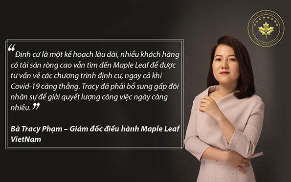 Chuỗi hội thảo đầu tư định cư nước ngoài thu hút nhiều doanh nhân Việt